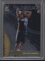 2019-20 Donruss Optic Zion Williamson