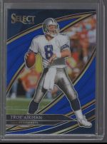 2019 Panini Select Troy Aikman