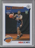 2019-20 Panini NBA Hoops Zion Williamson