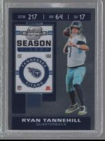 2019 Panini Contenders Optic Ryan Tannehill
