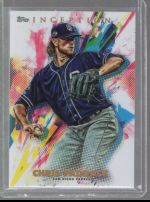 2020 Topps Inception Chris Paddack