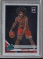 2019-20 Donruss Optic Coby White