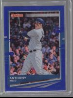 2020 Donruss Anthony Rizzo