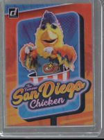 2020 Donruss San Diego Chicken