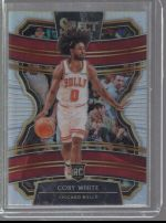 2019-20 Panini Select Coby White