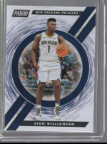 2019-20 Panini Player of the Day Zion Williamson