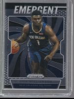 2019-20 Panini Prizm Zion Williamson