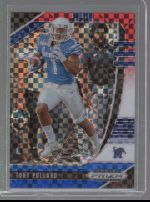 2020 Panini Prizm Draft Picks Tony Pollard