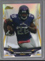 2014 Topps Finest Adrian Peterson