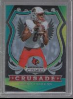 2020 Panini Prizm Draft Picks Lamar Jackson