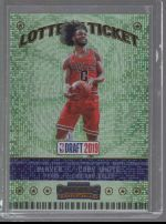 2019-20 Panini Contenders Coby White