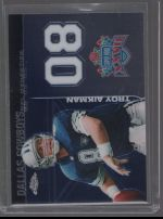 2008 Topps Chrome Troy Aikman
