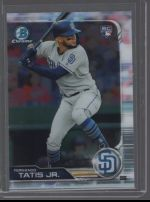 2019 Bowman Chrome Fernando Tatis Jr