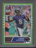 2019 Panini Chronicles Lamar Jackson