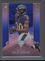 2019 Panini Chronicles Miles Boykin
