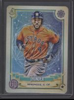 2020 Topps Gypsy Queen George Springer