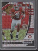 2020 Panini Prizm Draft Picks Derrick Henry