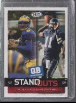 2008 Sage Hit Joe Flacco