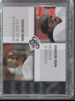 2010 Topps Torrey Smith, Jonathan Baldwin