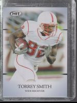 2011 Sage Hit Torrey Smith