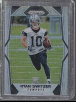 2017 Panini Prizm Ryan Switzer