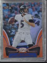 2018 Panini Certified Joe Flacco