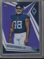 2019 Panini Phoenix Jeffery Simmons
