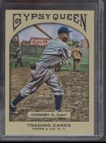 2011 Topps Gypsy Queen Rogers Hornsby