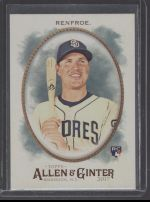 2017 Topps Allen & Ginter Hunter Renfroe