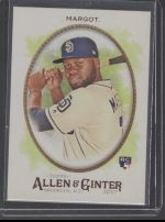 2017 Topps Allen & Ginter Manny Margot