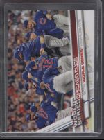 2017 Topps Chicago Cubs Team Card