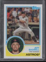 2018 Topps Jeff Bagwell