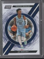 2019-20 Panini Player of the Day Ja Morant