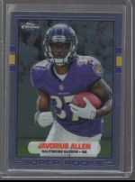 2015 Topps Chrome Buck Allen