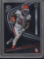 2020 Panini Chronicles Draft Picks CeeDee Lamb