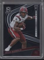 2020 Panini Chronicles Draft Picks Rico Dowdle