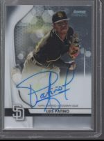 2020 Bowman Sterling Luis Patino