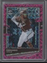 2020 Donruss Optic Fernando Tatis Jr