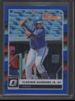 2016 Donruss Optic Vladimir Guerrero Jr