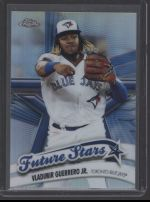 2020 Topps Chrome Vladimir Guerrero Jr