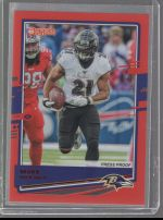 2020 Donruss Mark Ingram II