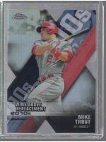2020 Topps Chrome Mike Trout