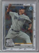 2020 Bowman Chrome Andres Munoz