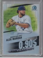 2020 Bowman Chrome Alek Manoah