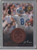 1997 Pinnacle Mint Troy Aikman