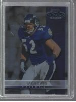 2001 Playoff Honors Ray Lewis