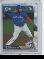 2019 Bowman Chrome Vladimir Guerrero Jr