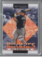 2002 Donruss Sean Burroughs