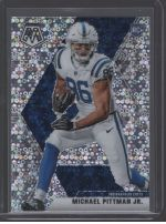 2020 Panini Mosaic Michael Pittman Jr