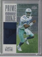 1996 Upper Deck Stepfret Williams